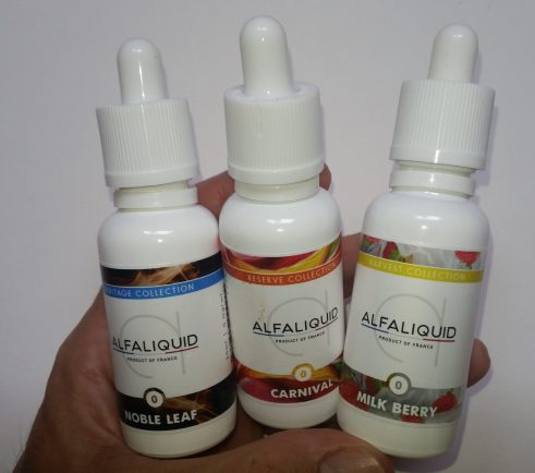 Finding the Best E-Liquid for 2018! -Top Brands & Flavors Reviewed -AlfaLiquid Review