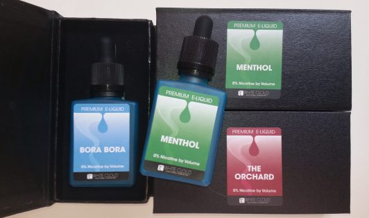 Finding, Testing and Reviewing the Best E-Liquid! White Cloud E-Liquid Review