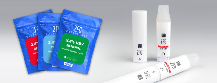 Best Cigalike E-Cigs/Vaporizers Found, Tested and Reviewed. The ZFG Kit by White Cloud Review