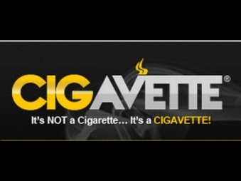 Cigavette Cigalike E-cig Starter Kit Review