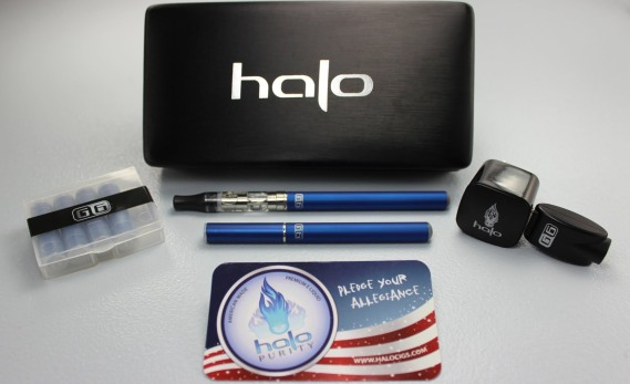 Best Cigalike Electronic Cigarettes: Found, Tested and Reviewed. -Halo G6 Review