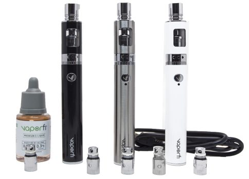 VaporFi Rocket 3 Review -Best Ego Style Electronic Cigarettes / Personal Vaporizers to Quit Smoking