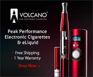 Volcano Inferno Ego Style Electronic Cigarette Starter Kit Review