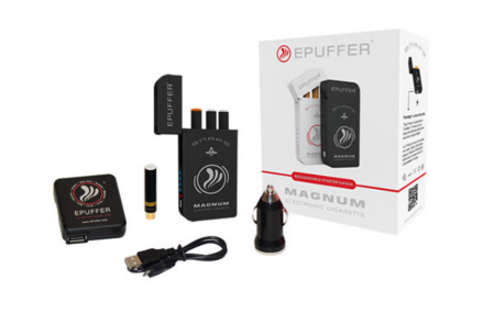 Best Electronic Cigarette in Canada: EPuffer Review