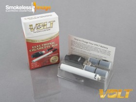Volt Electronic Cigarette Pack Kit -Tobacco Flavor