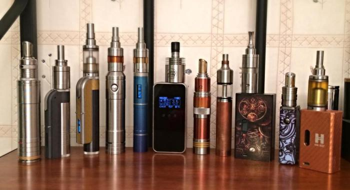 Best E-Cig and Vape Mods: Best Tanks and Batteries for 2018 -Reviews of all the top new vaping mods for 2018!