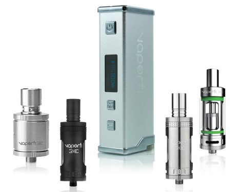 Best Vape Mod Kits for 2018 Reviewed. Vaporfi TC 50 Watt Box Mod Full Kit Review