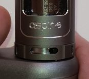 Aspire Athos Tank Mod Review