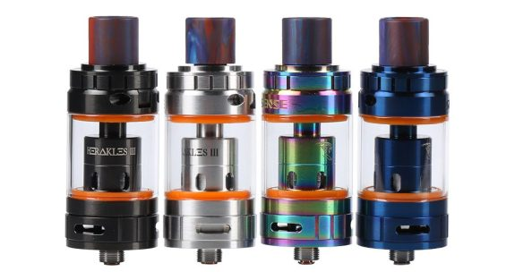 Best Sub-Ohm Tanks: The Sense Heracles 3 Sub-Ohm Tank Review