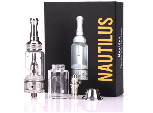 Best Above-Ohm Tanks: Aspire Nautilus Review