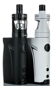 Best Mouth-to-Lung Style Tanks Reviewed: The Innokin Zenith Tank Review