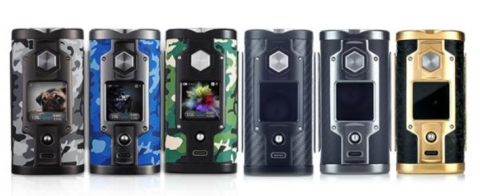 Best Regulated Box Mods: YIHI SX Mini G Class 200 Watt TC Box Mod Review